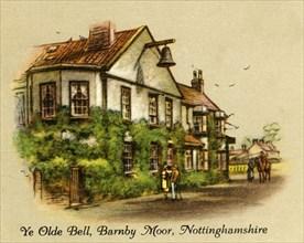 Ye Olde Bell, Barnby Moor, Nottinghamshire', 1936.