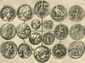 Coins of the Macedonian Sovereigns of Syria and Egypt', 1890.