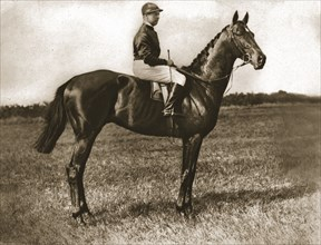 Georges Stern on Sunstar,1911