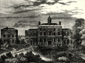 'The Small-Pox Hospital, King's Cross
