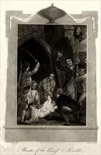 'Murder of the Princess de Lamballe',-1792