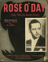 'Rose O'Day (The Filla-Ga-Dusha Song)',1941