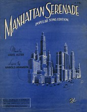 'Manhattan Serenade', c1942