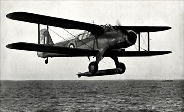 'The Fairey Albacore',1941