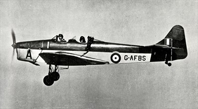 'The Miles Magister',1941