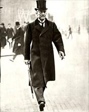 Sir Austen Chamberlain,1921