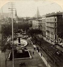 'Victoria Square, Montreal