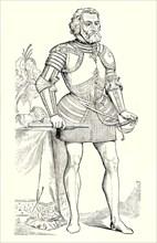 'Hernando Cortes', c1530-1540