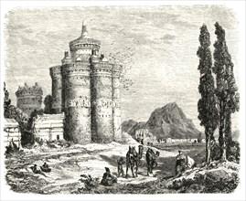 'View Near Ispahan',1890