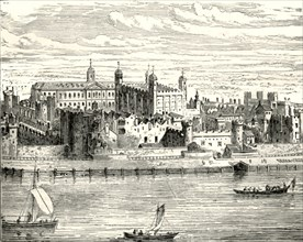 'The Tower of London',1890