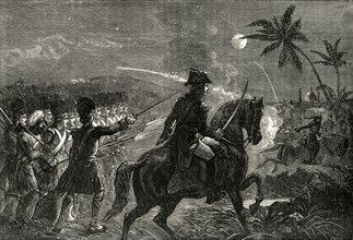 'Charge of Highlanders at Seringapatam',-1799
