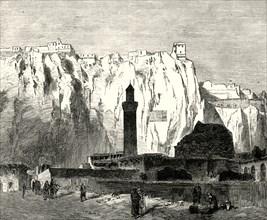 'The Rock of Van',1890