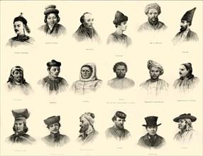 'Ethnology', c1910
