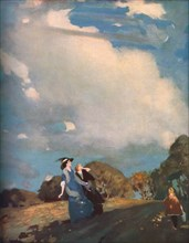 'The Lark', early 20th century, (c1930).  Creator: George Henry.