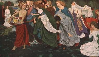 'Love's Baubles', 1897, (c1930).  Creator: Byam Shaw.