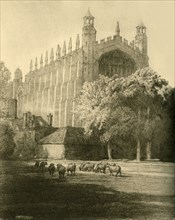 'The Chapel from the South East', 1911. Creator: Unknown.