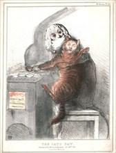 'The Cat's Paw', 1832. Creator: John Doyle.