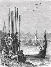 'The Crews', 1872.  Creator: Gustave Doré.