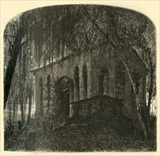 'St. James's Church, Goose Creek', 1872.  Creator: W. J. Linton.