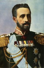 'His Imperial Highness the Grand Duke Nicholas', 1916. Creator: Unknown.