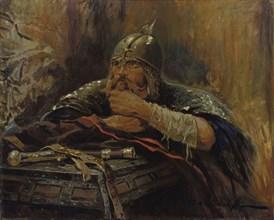 Bogatyr. Creator: Veshchilov, Konstantin Alexandrovich (1878-1945).