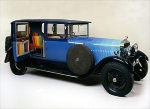 1929 Hispano Suiza H6, ex Paul McCartney. Creator: Unknown.