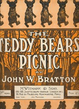 'The Teddy Bears Picnic', 1907. Creator: Unknown.