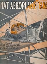 'That Aeroplane Rag', 1911. Creator: John Frew.