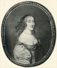Anne Marie Louise d'Orleans, Duchesse de Montpensier, 17th century, (1907). Creator: Unknown.