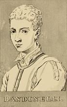 'Bandinelli', (1488-1560), 1830. Creator: Unknown.
