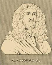 'C. Cotton', (1630-1687), 1830. Creator: Unknown.