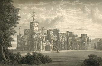 'Eridge Castle', 1835. Creator: Unknown.