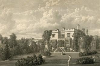 'Saxonbury Lodge', 1835. Creator: William Westall.