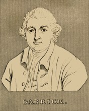 'Garrick',  (1717-1779), 1830. Creator: Unknown.