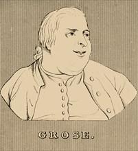 'Grose',  (c1731-1791), 1830. Creator: Unknown.