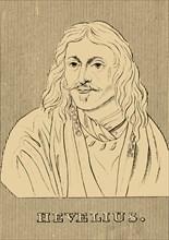 'Hevelius', (1611-1687), 1830. Creator: Unknown.