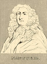 'Nantueil', (c1623-1678), 1830. Creator: Unknown.