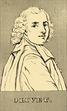 'Olivet', (1682-1768) , 1830. Creator: Unknown.