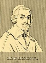 'Richelieu', (1585-1642), 1830. Creator: Unknown.