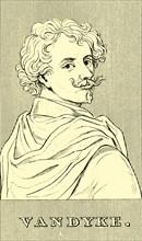 'Van Dyke', (1599-1641), 1830. Creator: Unknown.