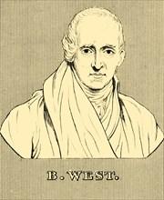 'B. West', (1738-1820), 1830. Creator: Unknown.