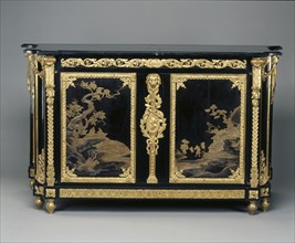 Chest of Drawers (Commode), c. 1765- 1770. Creator: René Dubois (French, 1737-1798).