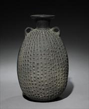 Darkware Vessel, late 1400s. Creator: Unknown.