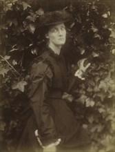 Julia Jackson Duckworth (1846-1895), 1874. Creator: Julia Margaret Cameron (British, 1815-1879).