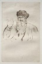 Le fumeur. Creator: Edouard Manet (French, 1832-1883).