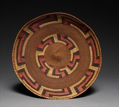 Tray, late 1800's. Creator: Unknown.