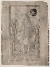 Tarocchi, before 1467. Creator: Master of the E-Series Tarocchi (Italian, 15th century).