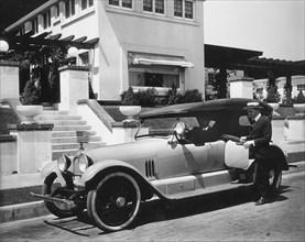 1922 Mercer. Creator: Unknown.