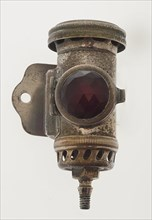 Lucas acetylene rear lamp circa 1920. Creator: Unknown.