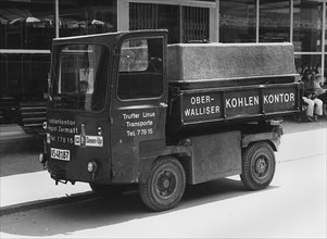 Coventry Climax electric truck. Creator: Unknown.